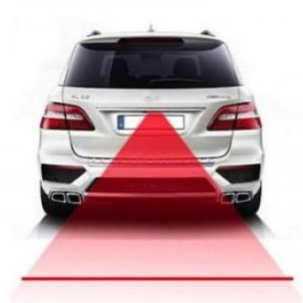 Laser auto pentru ceata si noapte, mareste vizibilitatea, montare usoara