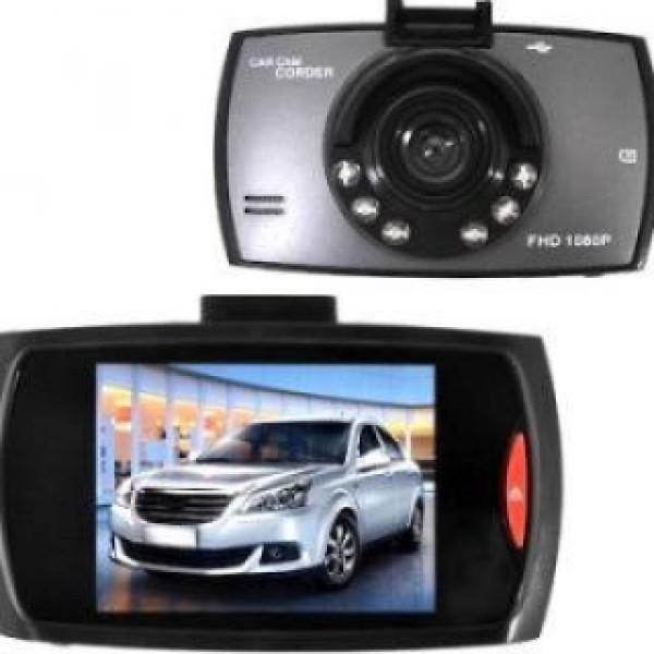 Camera auto cu 2.4inch, cu infrarosu, senzor de miscare si salvare automata a imaginilor