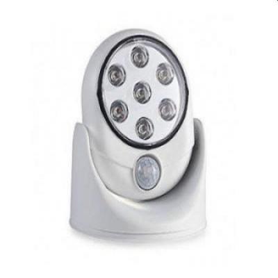 Lampa fara fir, Light Angel, cu 7 led-uri, senzor de miscare
