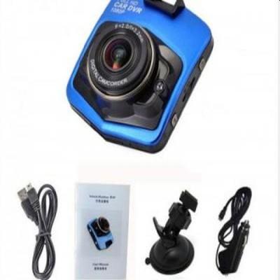 Camera auto Full HD, filmare pe timp de noapte, inregistrare ciclica, cu senzor de miscare